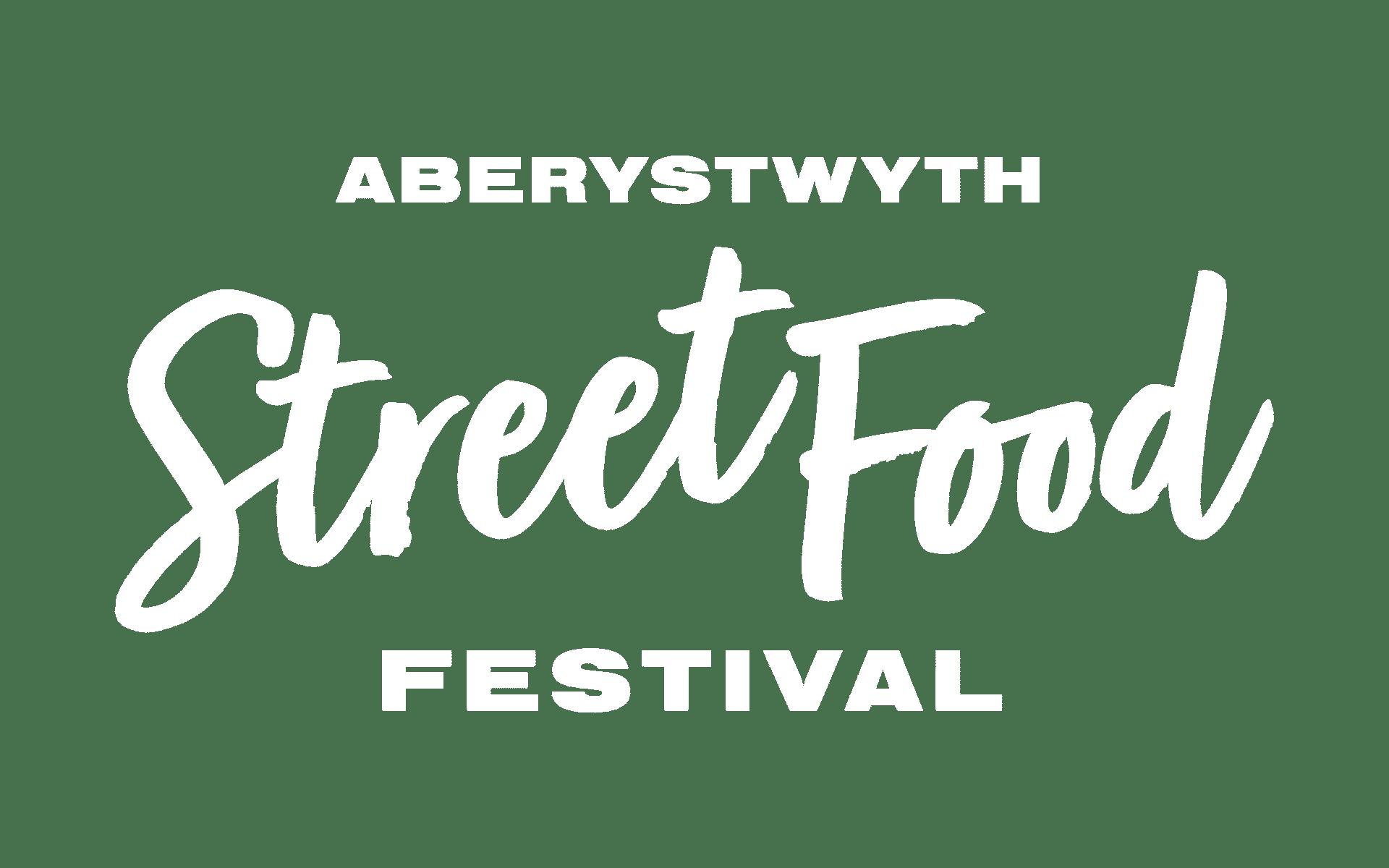 Logos White_Aberystwyth