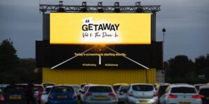 The AA Getaway Drive-In