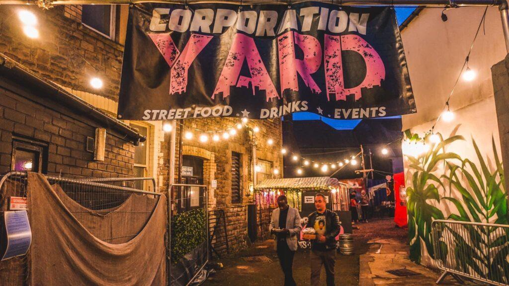 Corporation Yard