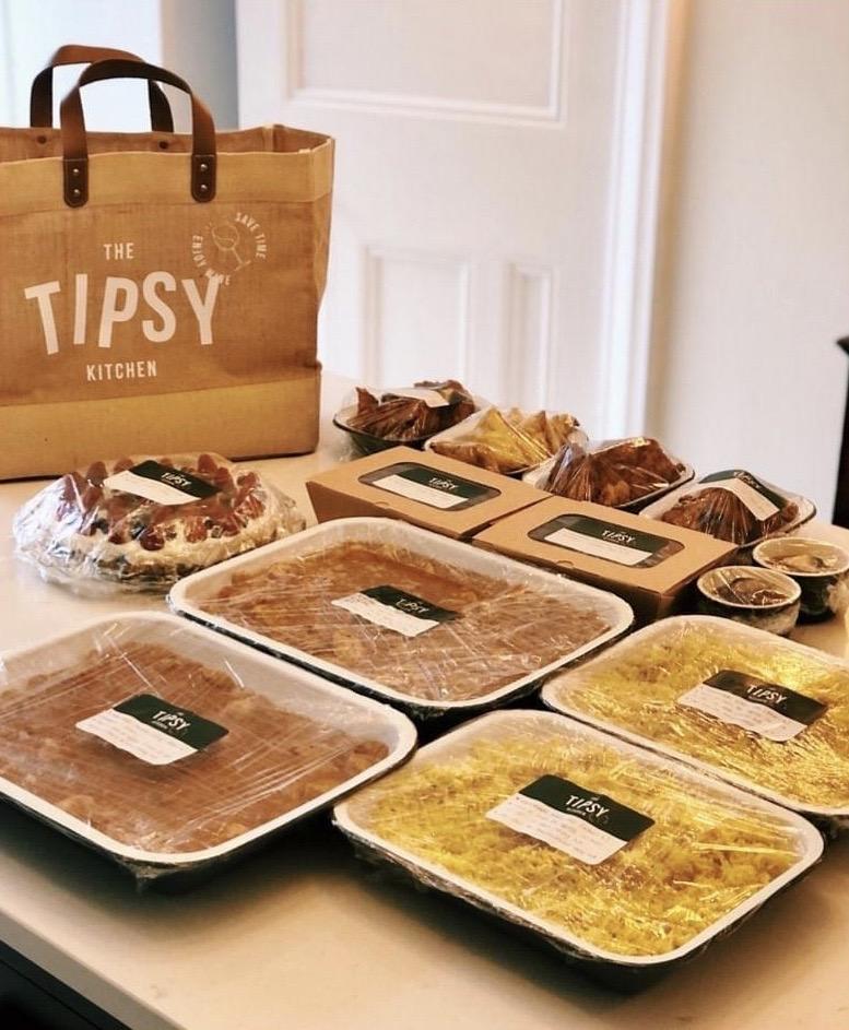 Tipsy Kitchen