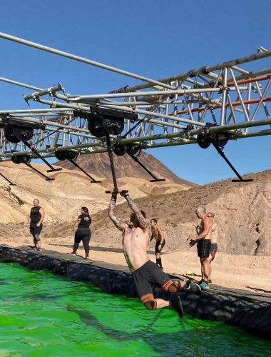 REFLECTION ON OUR PARTNERSHIP WITH TOUGH MUDDER